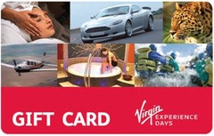 Bosch £100 Virgin Experience Gift Card