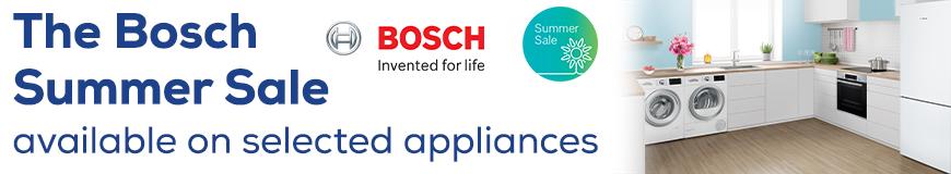 Bosch Summer Sale - Euronics Retailer Northern Ireland