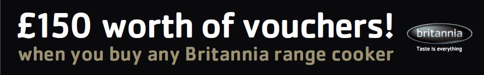 Britannia Spring Promotion £150 Vouchers