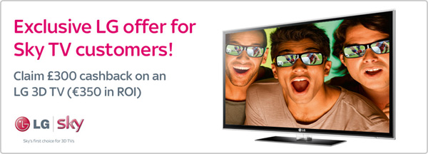 Dalzell's of Markethill, your local LG 3D TV Retailer Northern Ireland