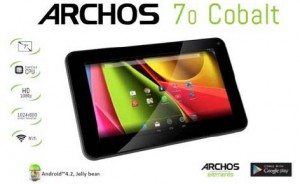 Free Archos Android Tablet