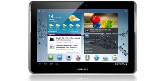 Free Samsung Galaxy Tab 2.0 7