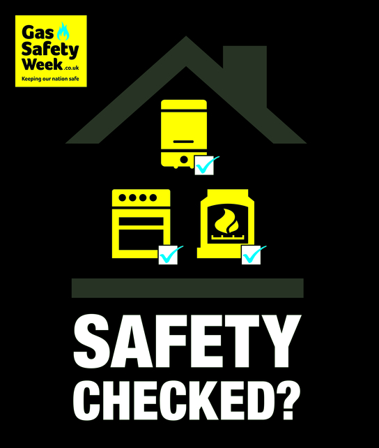 Gas Safety Week 2013 - Have you Had Your Appliances Checked?
