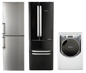 Hotpoint Fridge Freezers and Washing Machines