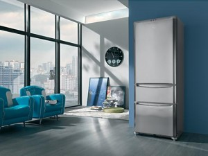 Indesit 3DASUK Trilogic Fridge Freezer