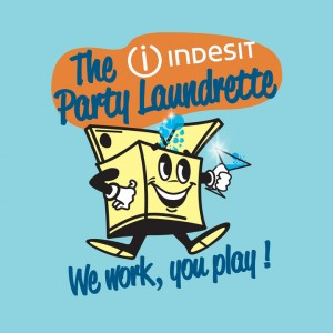 Indesit Party Launderette