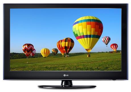 LG LD950 3D LCD TV
