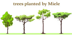 Miele Partner Woodland Trust