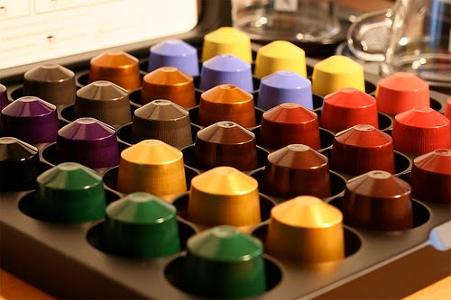 Nespresso £40 Coffee Capsules Voucher