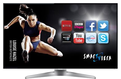 Panasonic Smart Viera TV Retailer in Northern Ireland