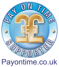 Pay On Time Supporter Northern Ireland