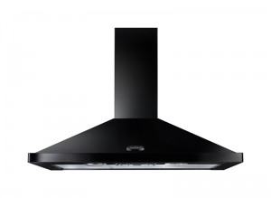 Rangemaster Chimney Hood Black NI & Ireland