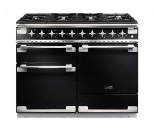 Rangemaster Elise 110 Black Range Cooker NI & Ireland