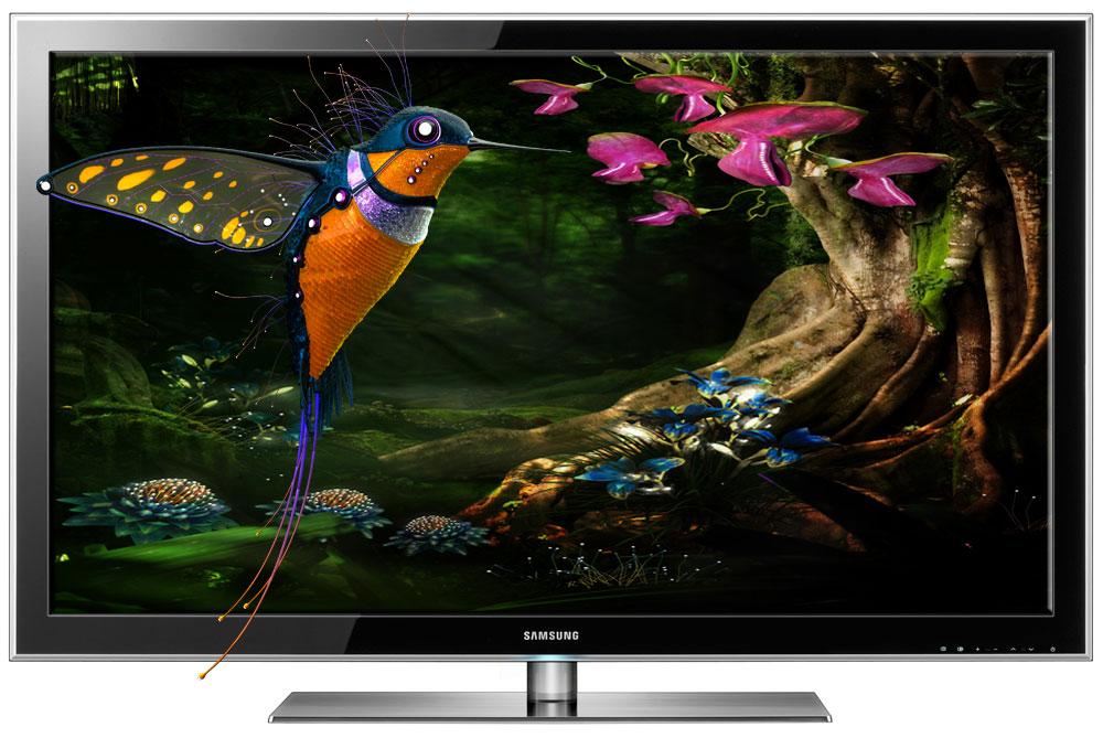 Samsung series 9 led 3d tvs