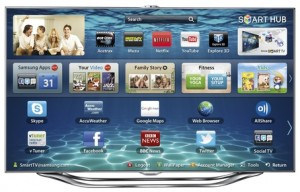 Samsung UE40ES8000UXX Smart TV - Series 8
