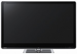 Sharp LC-60LE925E 3D Quattron LED TV