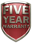 Stanley Stoves 5 Year Warranty