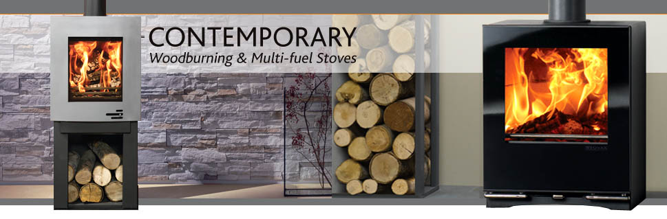 Stovax Contemporary Woodburning & Multi-fuel Stoves Retailer