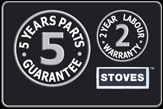 Stoves Range Cookers - 2 Year Warranty!