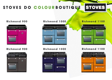 Stoves Boutique Range Cookers