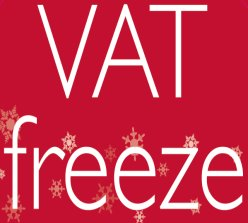 VAT Freeze On Kitchen Appliances, Televisions, Home Cinemas and Stoves