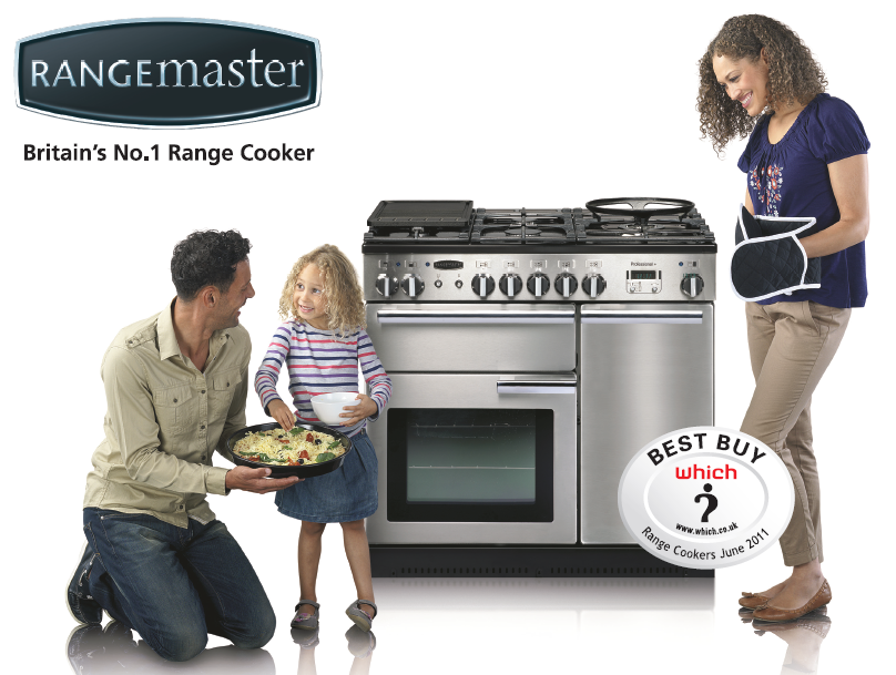Which? Range Cooker Best Buy - Rangemaster