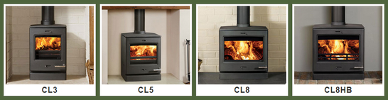 Yeoman CL Solid Fuel Stoves