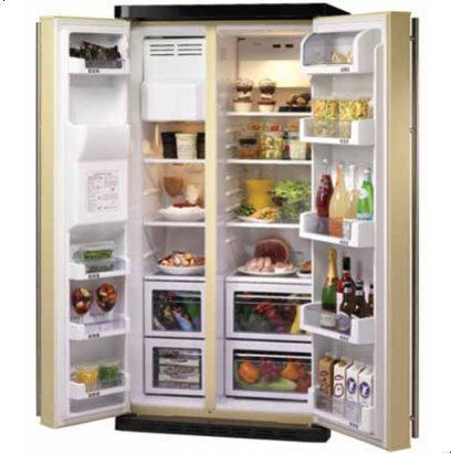 rangemaster SXS American Fridge Freezer Stockist Northern Ireland