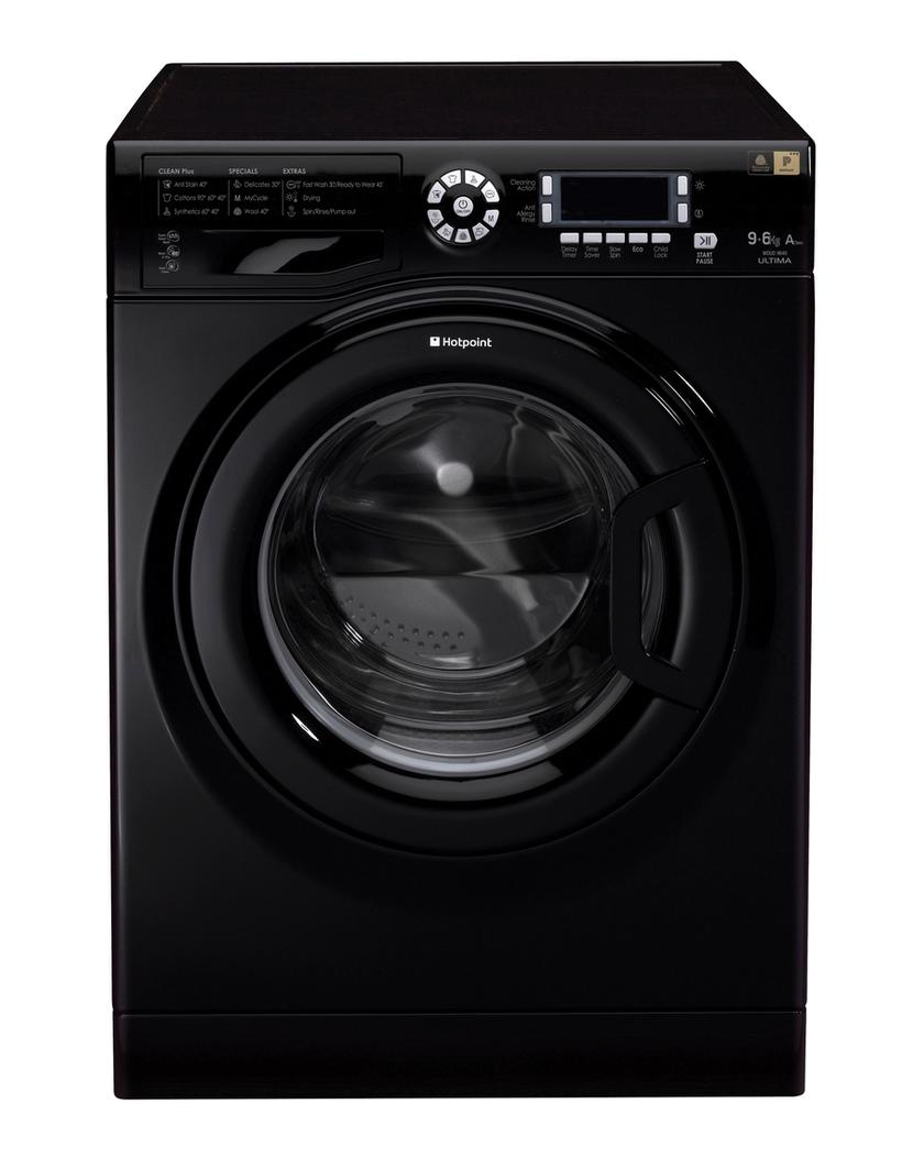 hotpoint ultima wdud9640k washer dryer dalzells n ireland. Black Bedroom Furniture Sets. Home Design Ideas