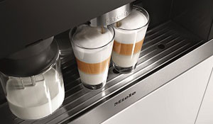 Miele Coffee machines - retailer Northern Ireland