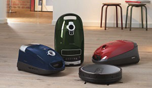 miele vacuum cleaners retailer Northern-Ireland