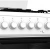 Beko EDG506W White Gas Cooker