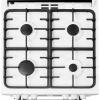 Beko EDG6L33W White Gas Cooker