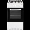 Flavel FSBG51W 50cm Gas Cooker