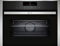 Neff C18FT56H0B Compact Steam Oven - Stainless Steel