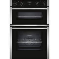 Neff U1ACE5HN0B Double Oven - Black