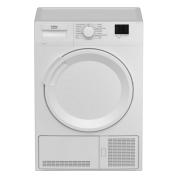 Beko DTLCE80041W Condenser Tumble Dryer