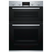 Bosch Serie 4 MBS533BS0B Double Oven