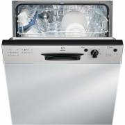 Indesit DPG15B1NX Semi Integrated Dishwasher