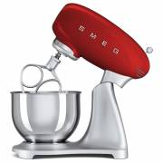 smeg red mixer