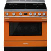 Smeg CPF9IPOR - 90cm Portofino Aesthetic Cooker with Pyrolytic Multifunction Oven and Induction Hob