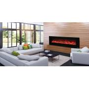 Stanley Argon 200cm Wall Mounted Fire