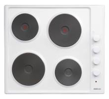 Beko HIZE64101W Integrated Sealed Plate Hob White