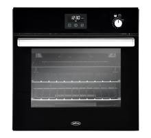 Belling BI602G Black Single Gas Oven