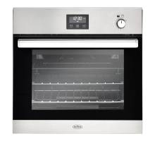 Belling BI602G Stainless Steel Built-in Gas Single Oven