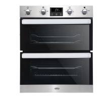 Belling BI702FP Stainless Double Under Oven