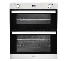 Belling BI702G Built Under Double Gas Oven - Stainless Steel