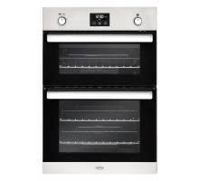 Belling BI902G Built-in Double Gas Oven - Stainless Steel