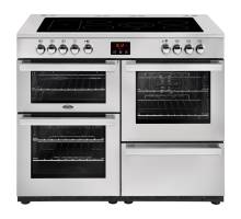 Belling Cookcentre 110EPROFSTA Electric Ceramic Range Cooker