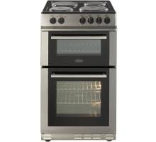 Belling FS50EFDOSTA Double Oven Electric Cooker - Stainless Steel
